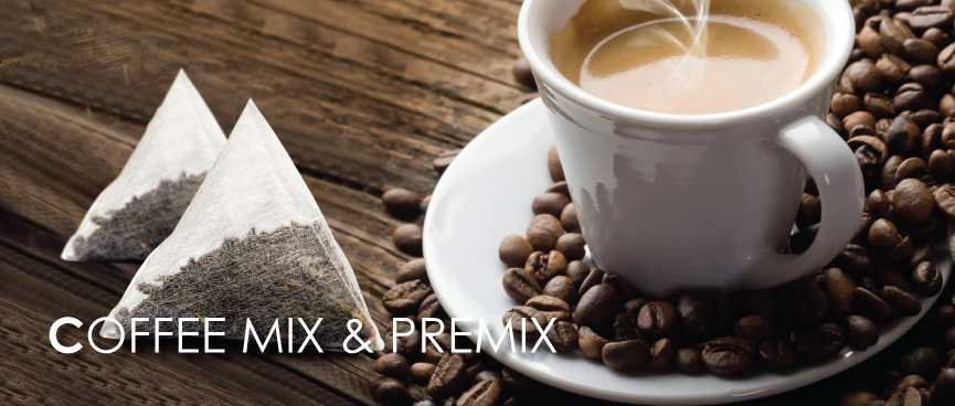 Coffee Mix & Premix